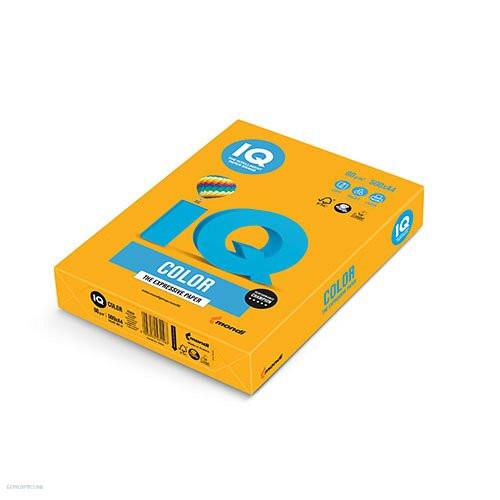 Másolópapír A4 80 g IQ COLOR 500 ív Trend színek