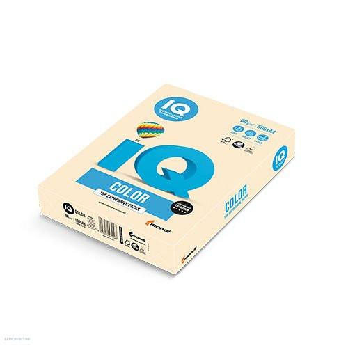 Másolópapír A4 80 g IQ COLOR 500 ív pasztell