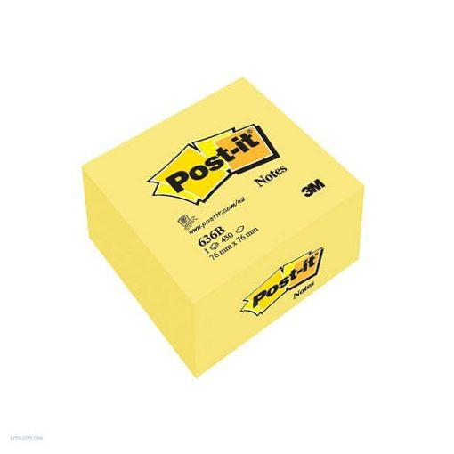 Post-it 636B 76x76 mm 450 lap