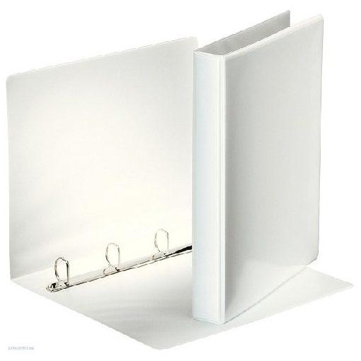 Gyűrűskönyv A4 4 gyűrűs 44mm panorámás 49702  A/4
