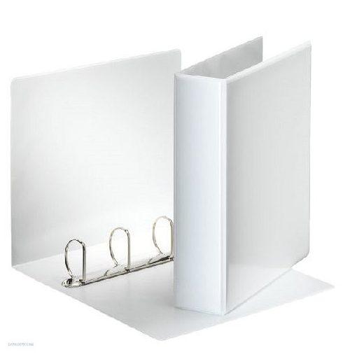 Gyűrűskönyv A4 4 gyűrűs 75mm panorámás 49705