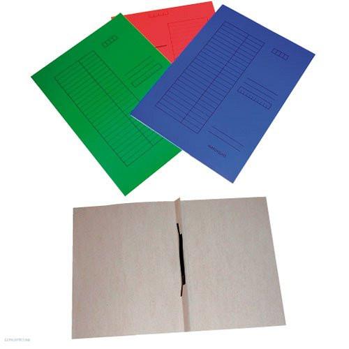 Gyorsfűző A/4 karton színes