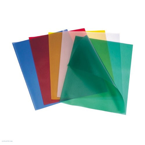 Iratsín borító színes A/4 Durable PVC 180 mikron 291906