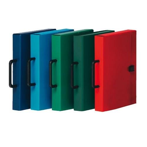 Irattáska A/4 karton 50mm színes DONAU/OFFICE PRODUCTS 21187811