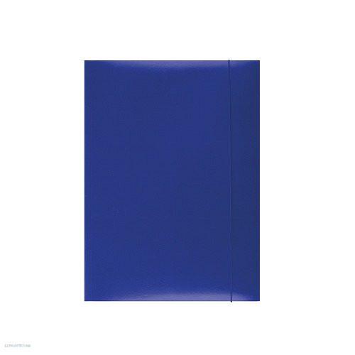 Iratgyűjtő A/4 gumis karton Office Products