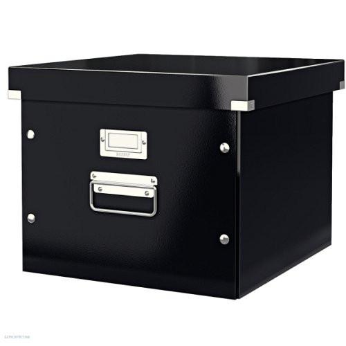 Függőmappatartó tárolódoboz LEITZ WOW Click-n-Store 61080095