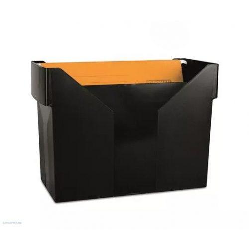 Függőmappatartó műanyag DONAU kék