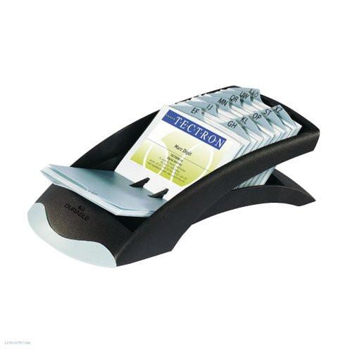 Névjegytartó 200 kártya Durable Visifix Desk 2413