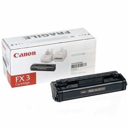 Canon lézertoner FX-3 fekete 2700 old.