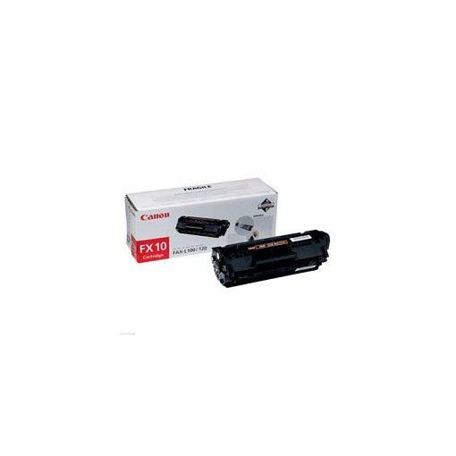 Canon lézertoner FX-10 fekete 2000 old.