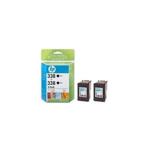 HP tintapatron CB331EE No.338 fekete Dupla C8765E