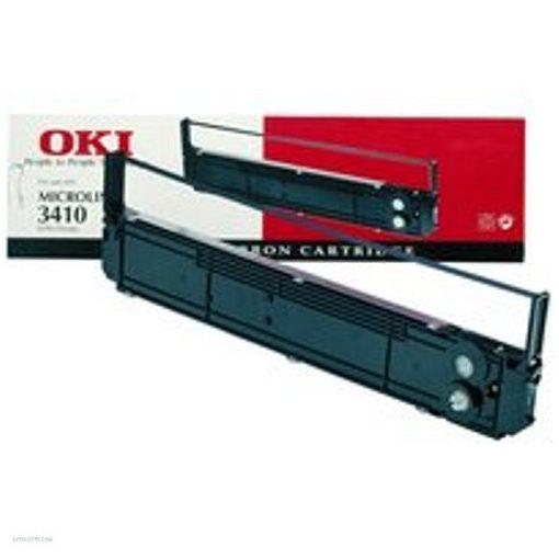 OKI nyomtatószalag ML3410 09002308 fekete