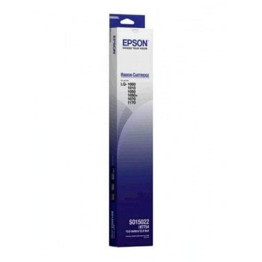 Epson nyomtatószalag 7754 S015022 fekete