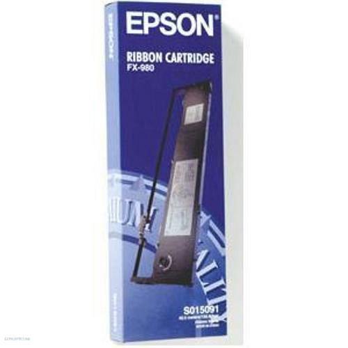 Epson nyomtatószalag S015091 fekete