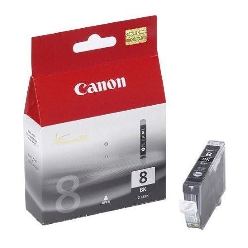 Canon tintapatron CLI-8 fekete