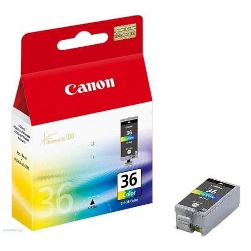 Canon tintapatron CLI-36 színes 249 old.