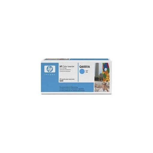 HP lézertoner Q6001A No.124A kék 2000 old