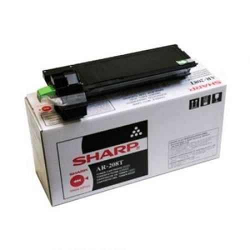 Sharp másolótoner AR 208T fekete 8000 old.