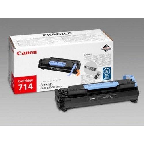 Canon Lézertoner CRG-714 fekete 4500 old.