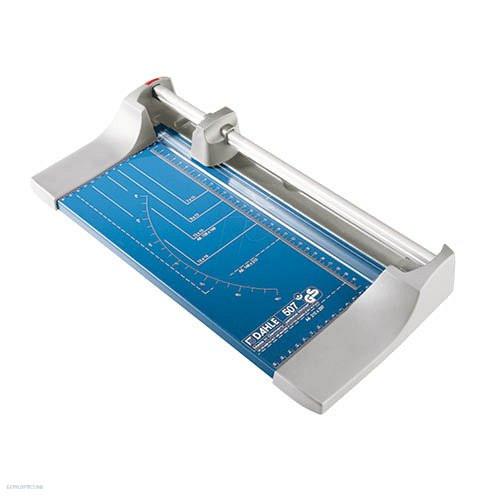 Papírvágógép görgős Dahle 508