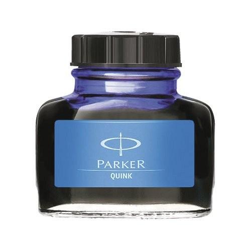 Töltőtoll tinta üveges Parker Quink