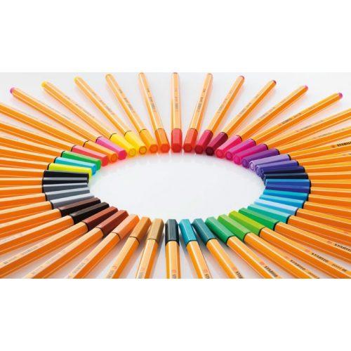 Tűfilc Stabilo Point 88 0,4 mm