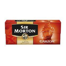 Tea fekete Sir Morton Garzon 20x1,5g filteres