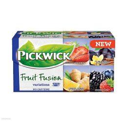 Tea Pickwick Fruit Infusion Variáció III. KÉK