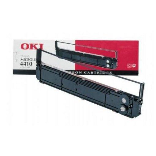 OKI nyomtatószalag ML4410 40629303 fekete