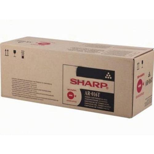 Sharp másolótoner AR 016T fekete 16000 old.