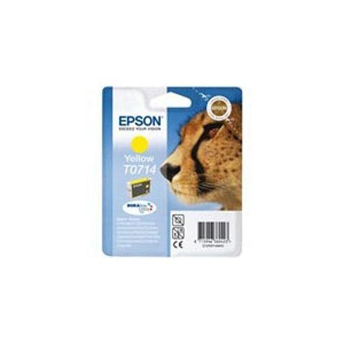Epson tintapatron T071440 sárga