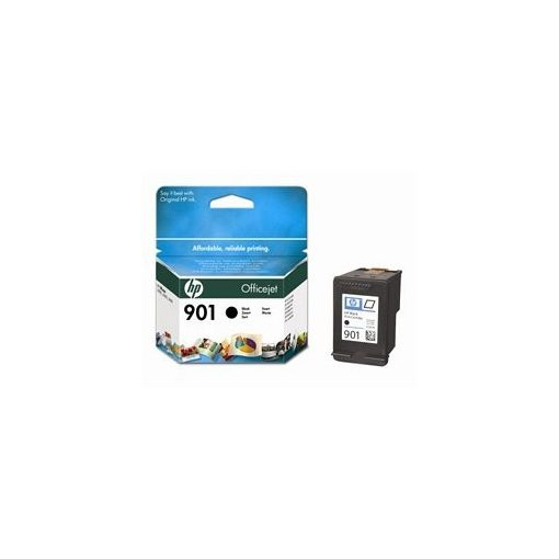 HP tintapatron CC653AE No.901 fekete 200 old.