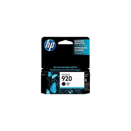 HP tintapatron CD971AE No.920 fekete 420 old.