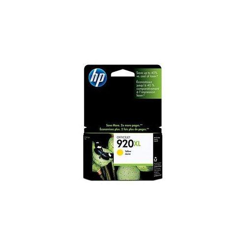 HP tintapatron CD974AE No.920XL sárga 700 old.