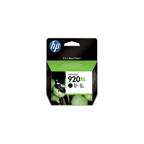 HP tintapatron CD975AE No.920XL fekete 1200 old.