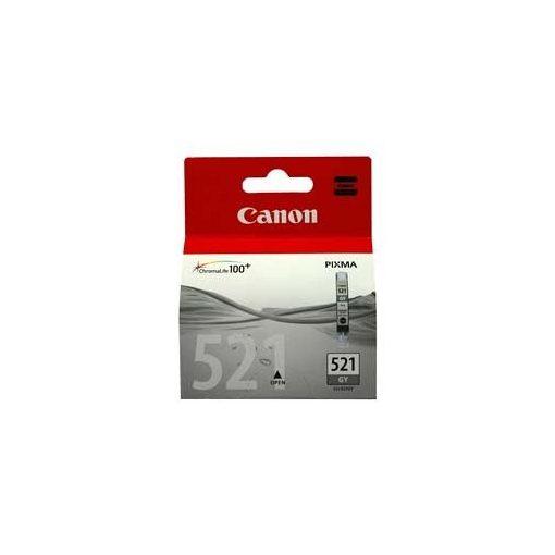 Canon tintapatron CLI-521G szürke
