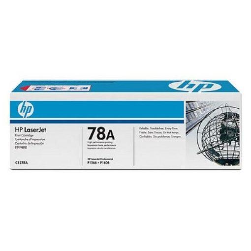 HP lézertoner CE278A No.78A fekete 2100 old.