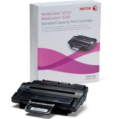 Xerox lézertoner 106R01485 fekete 2000 old.