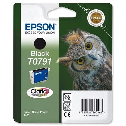 Epson tintapatron T07914010 fekete