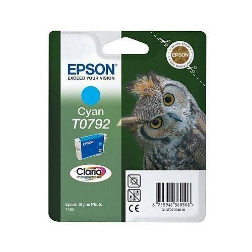 Epson tintapatron T079240 kék