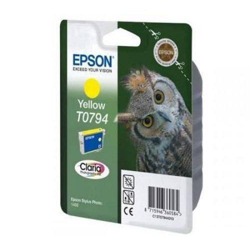 Epson tintapatron T079440 sárga