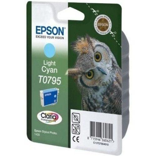 Epson tintapatron T079540 v.kék