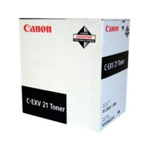 Canon másolótoner C-EXV 21 fekete 26000 old.