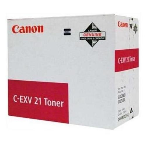 Canon másolótoner C-EXV 21 bíbor 14000 old.