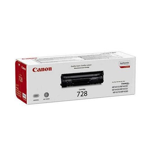 Canon Lézertoner CRG-728 fekete 2100 old.