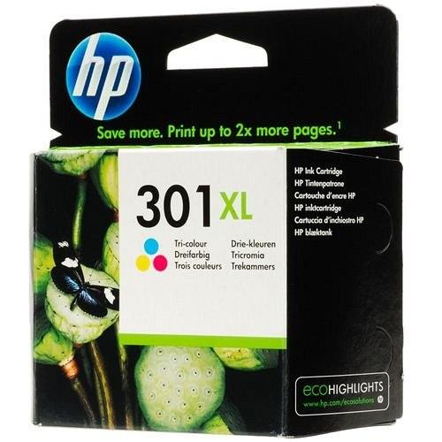 HP tintapatron CH564EE No.301XL színes 330 old.