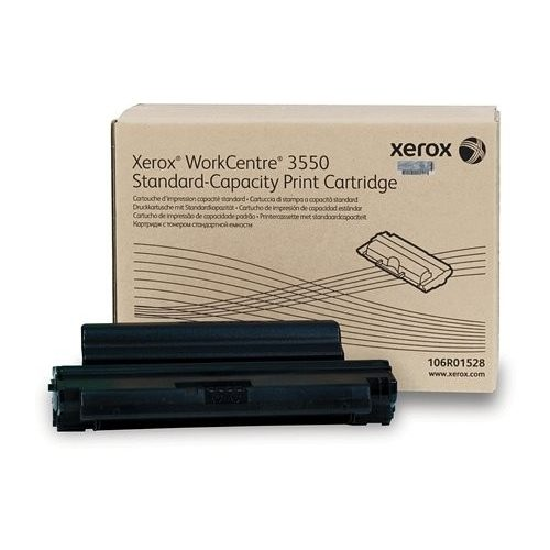 Xerox lézertoner 106R01531 fekete 11000 old.