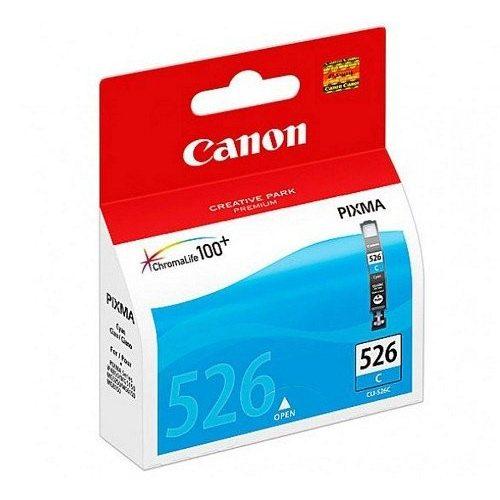 Canon tintapatron CLI-526C kék 520 old.
