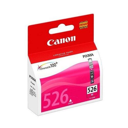 Canon tintapatron CLI-526M bíbor 500 old.