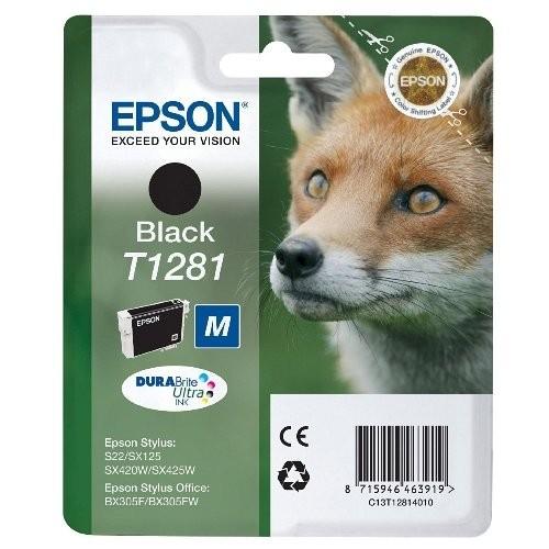 Epson tintapatron T128140 fekete